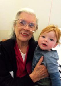 My Grandma and My Baby