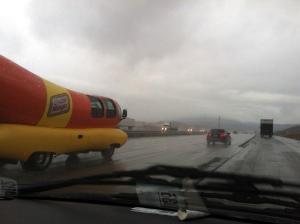 Hot Dog Car
