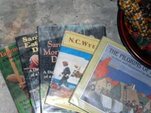 Pilgrim- books