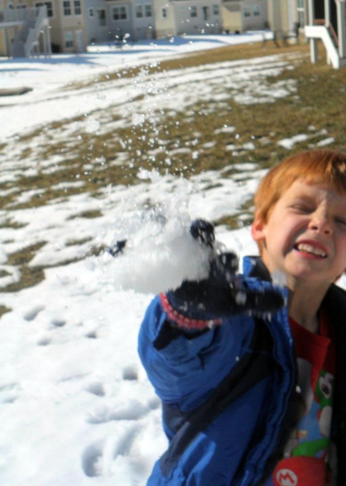 5 Snowball