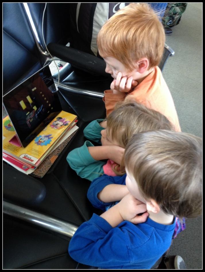 The magical iPad