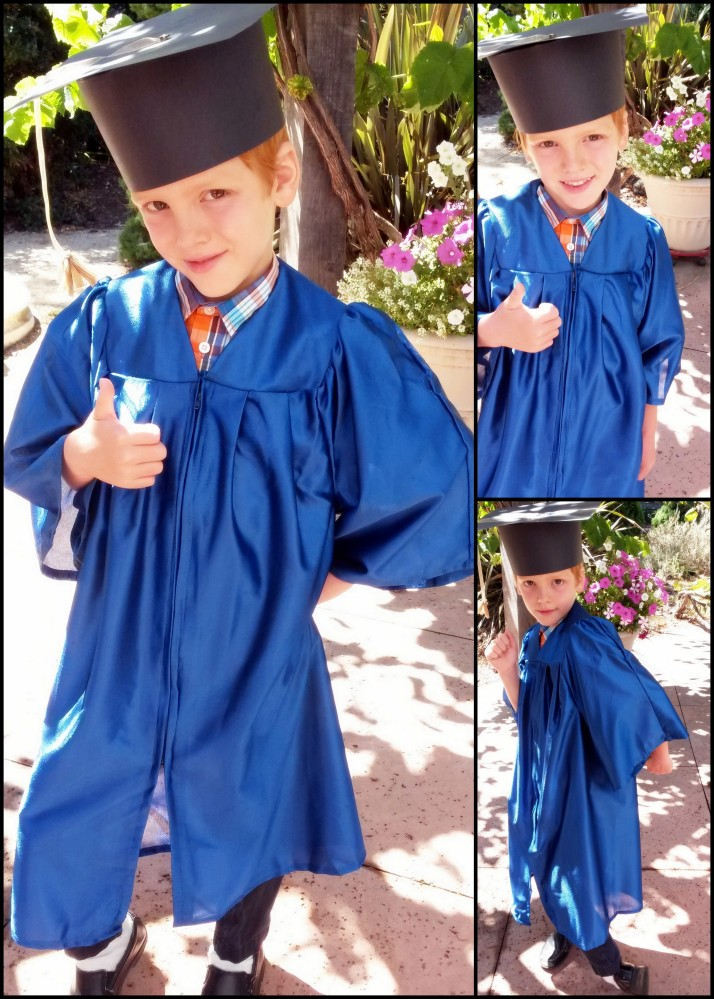 First Grade Graduation