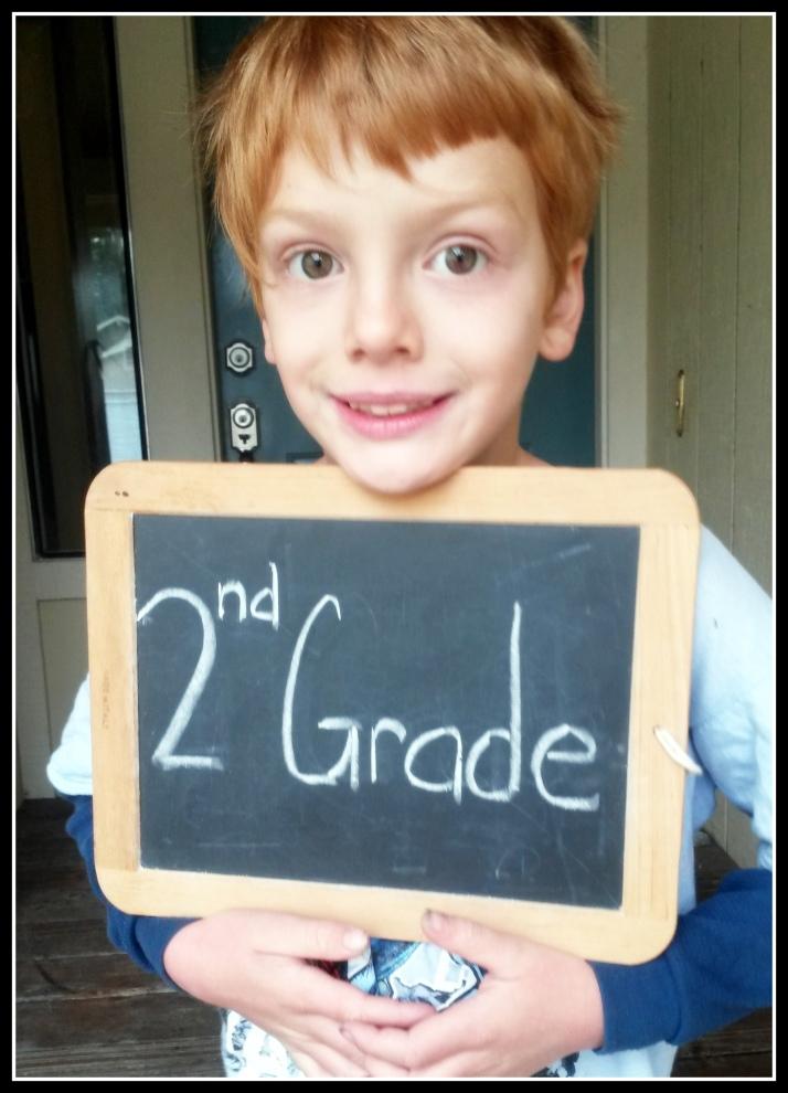 X-man, 2nd grade