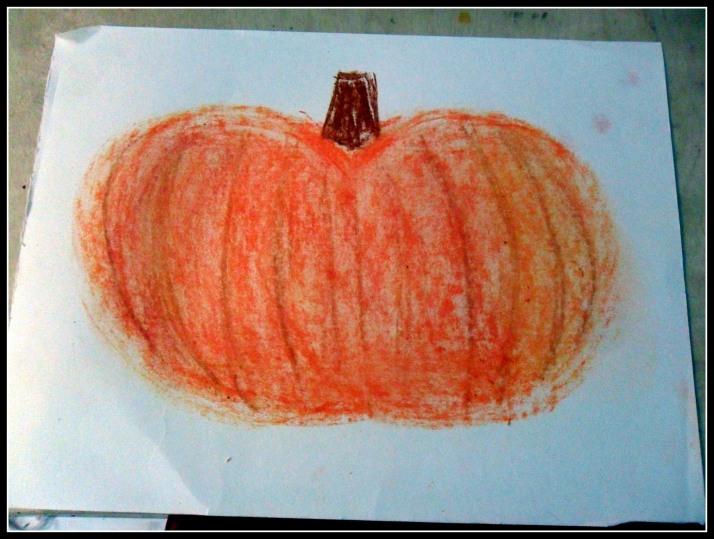 My Pastel Pumpkin