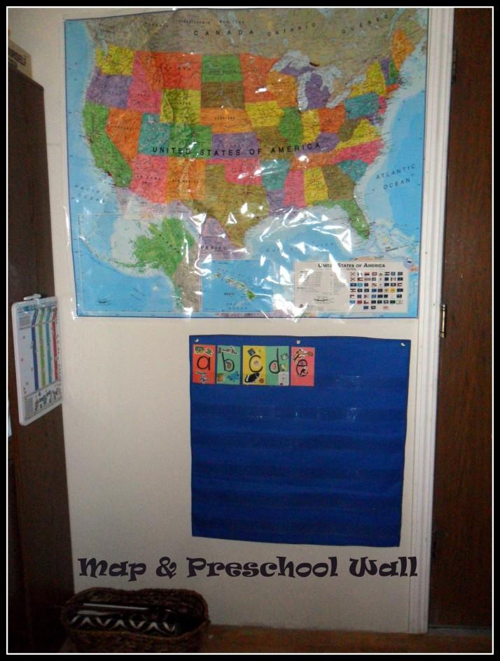 5 Preschool Wall