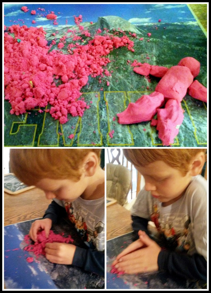 Kinesthetic-Tactile Bible Lesson: The Creation of Man from Dirt