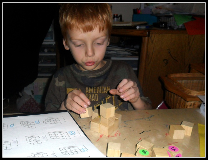 Kinesthetic-Tactile Hands On Math Manipulatives