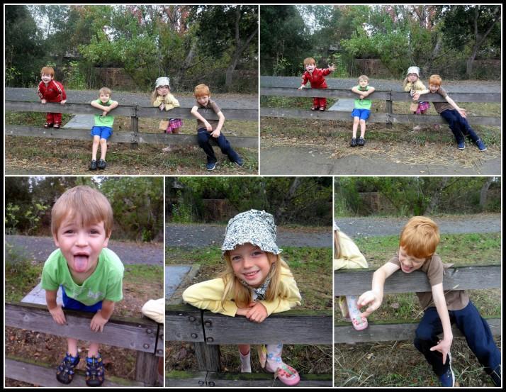 Silly & Sweet kids