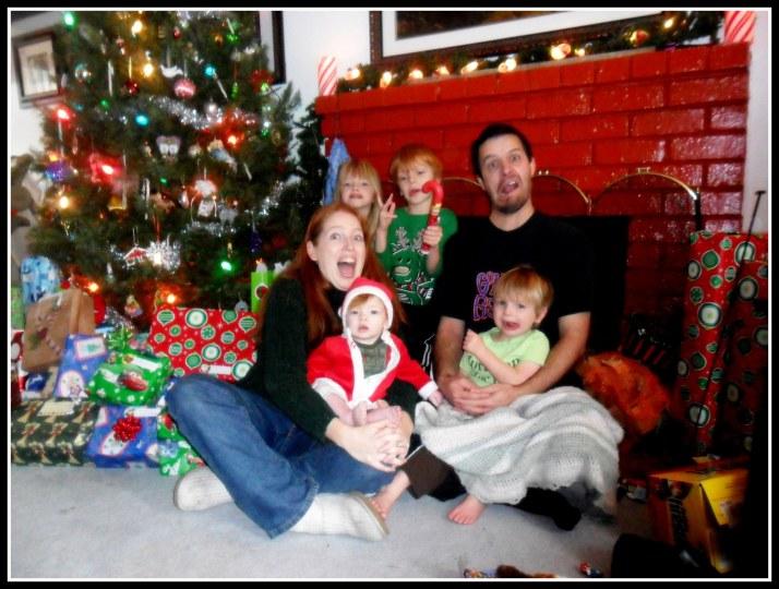 12 Crazy Christmas Family